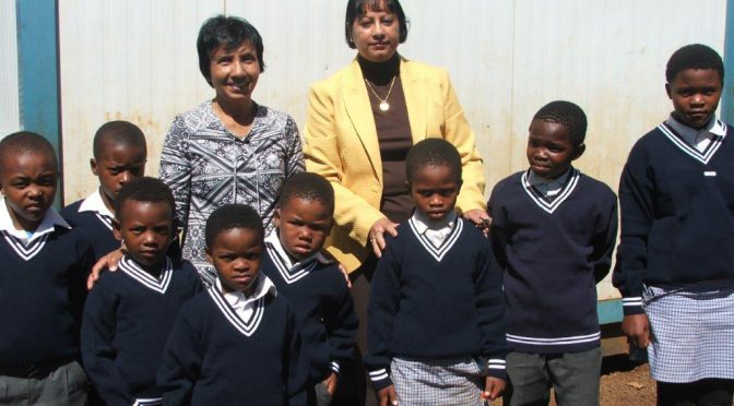 Cardigans for South Africa