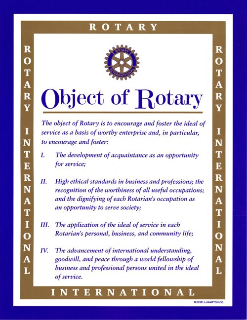 Welcome to Rotary District 7610