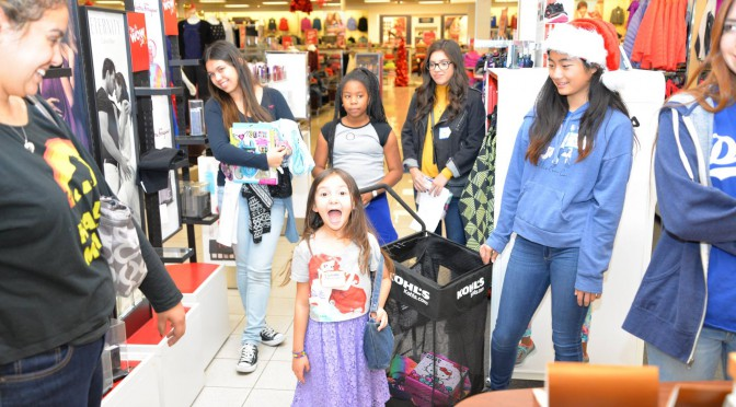 4th Annual Santa Clothes Event a Great Success